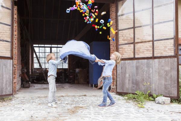 Play&GoSpielzeugsack Jeans (ø140cm) 06