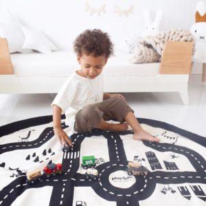 Play&GoSpielzeugsack Roadmap (ø140cm) 09