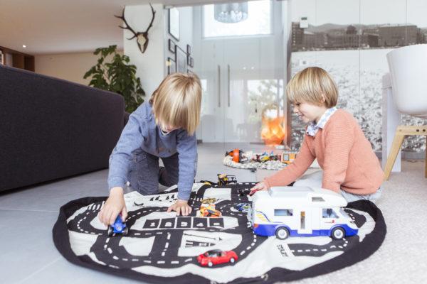 Play&GoSpielzeugsack Roadmap (ø140cm) 11