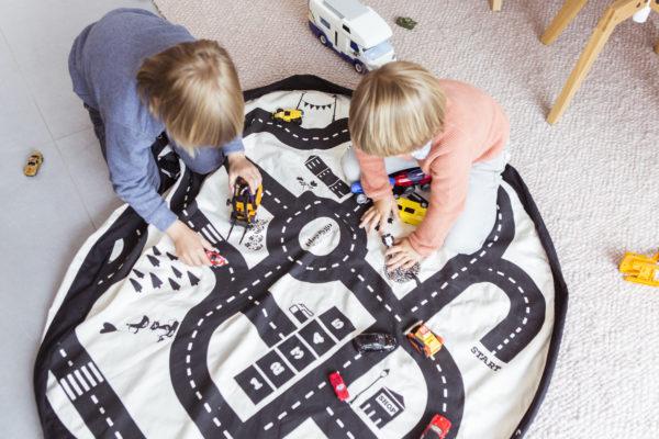 Play&GoSpielzeugsack Roadmap (ø140cm) 12