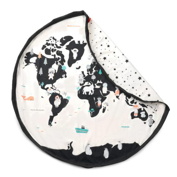 Play&GoSpielzeugsack Worldmap (ø140cm) 07
