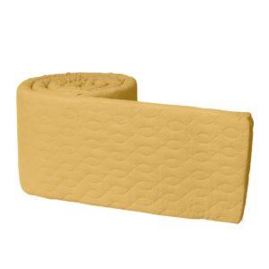 Sebra Bettnestchen abgesteppt honey mustard 1004306 - 01
