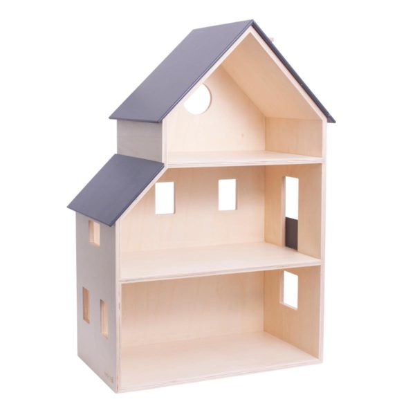 Sebra Puppenhaus mit 3 Etagen
