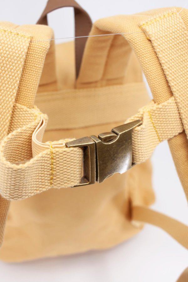 Sebra Rucksack, honey mustard - 02