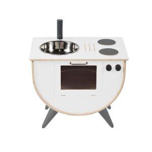 Sebra Spielküche, classic white, weiß 3005309 - 01