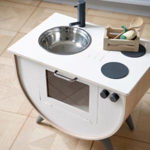Sebra Spielküche, classic white, weiß 3005309 - 03