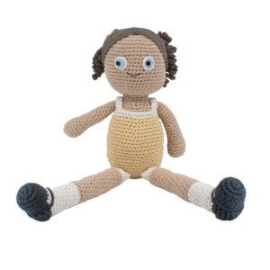 Serba Häkel-Puppe, Anna - 01