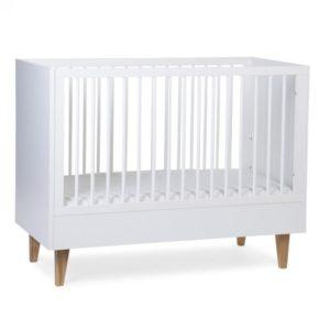 Childhome Babybett Lalande, 60x120cm, weiß 02