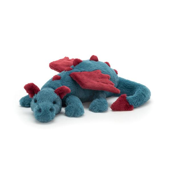 Jellycat Kuscheltier Dexter Dragon DEX2DD