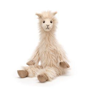 Jellycat Kuscheltier Luis Llama (45cm) 01
