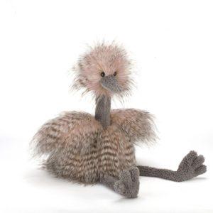 Jellycat Kuscheltier Odette Ostrich 01
