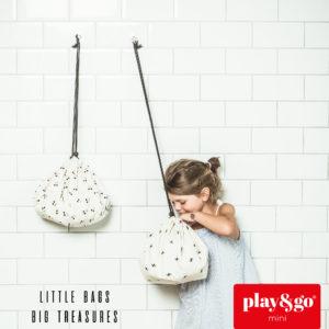 Play&GoSpielzeugsackCherry Gold Mini (ø40cm) 06