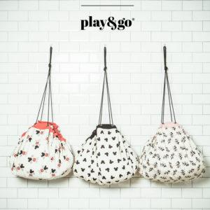 Play&GoSpielzeugsackDisney Mickey Black (ø140cm) 05