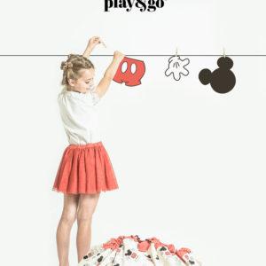 Play&GoSpielzeugsackDisney Mickey Cool (ø140cm) 01