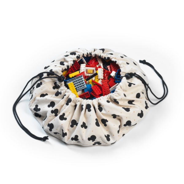 Play&GoSpielzeugsackDisney Mickey Mini (ø40cm) 02