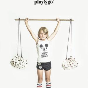 Play&GoSpielzeugsackDisney Mickey Mini (ø40cm) 05