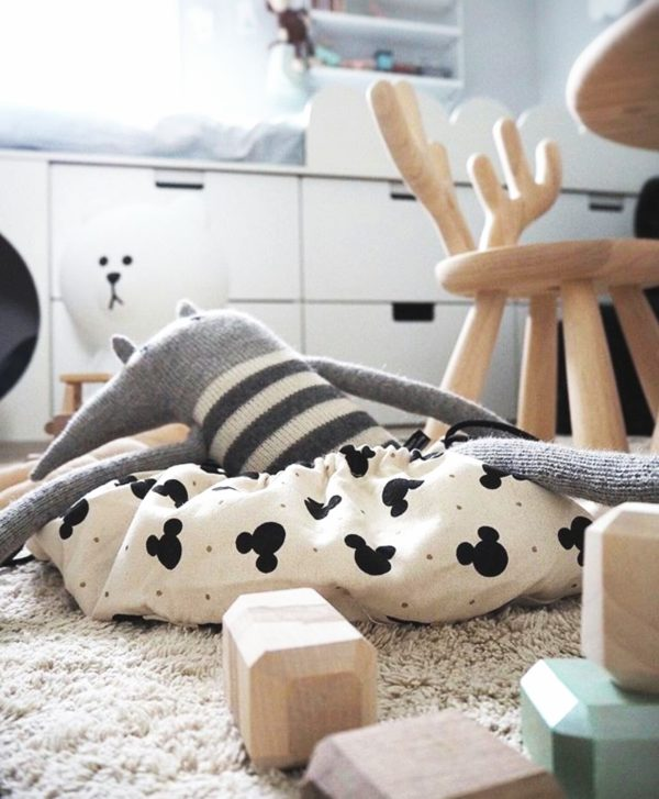 Play&GoSpielzeugsackDisney Mickey Mini (ø40cm) 07