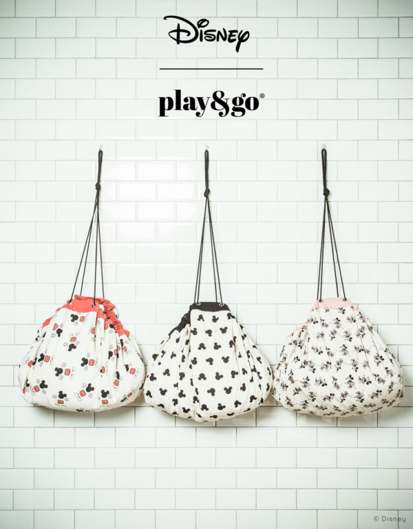 Play&GoSpielzeugsackDisney Minnie Gold (ø140cm) 03
