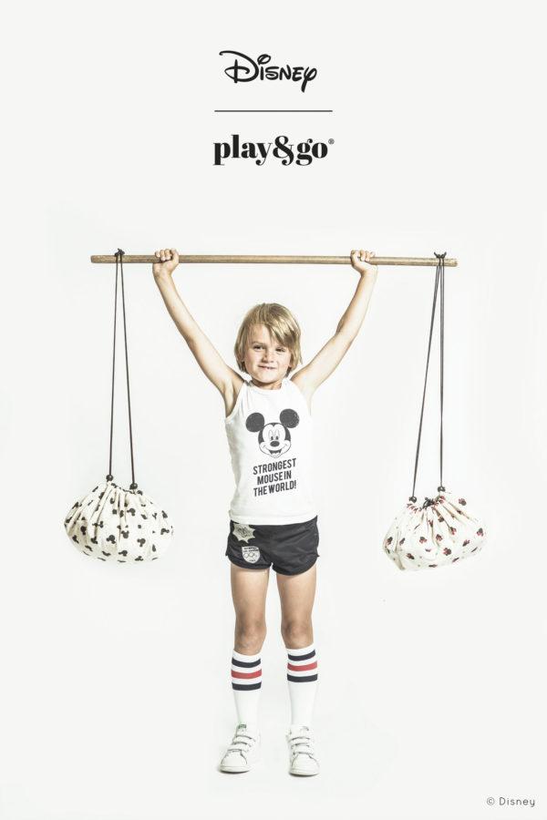 Play&GoSpielzeugsackDisney Minnie Mini (ø40cm) 01