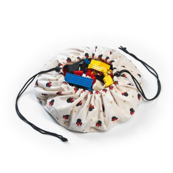 Play&GoSpielzeugsackDisney Minnie Mini (ø40cm) 03