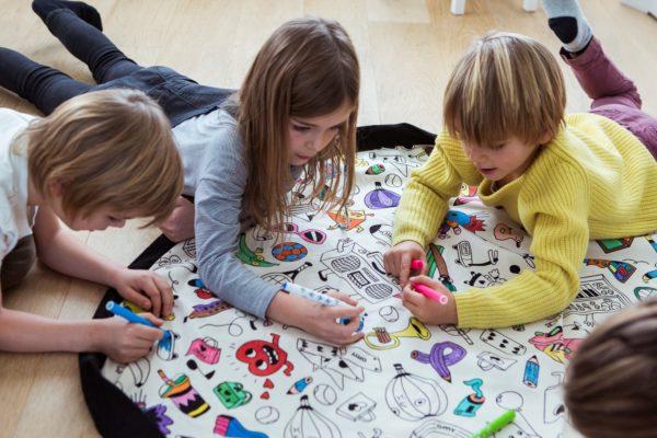 Play&GoSpielzeugsackOMY (ø140cm) 06