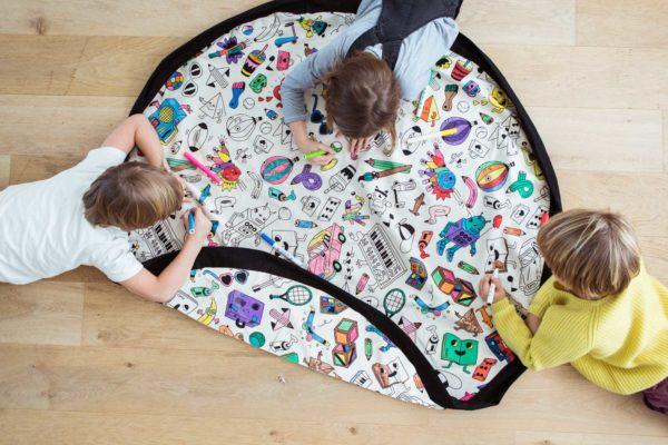 Play&GoSpielzeugsackOMY (ø140cm) 08