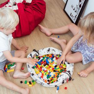 Play&GoSpielzeugsackSpace Mini (ø40cm) 02