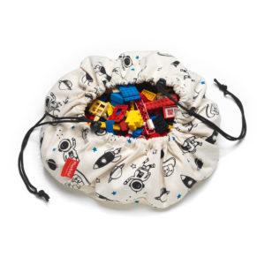 Play&GoSpielzeugsackSpace Mini (ø40cm) 05