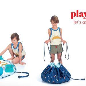 Play&GoSpielzeugsack SpielmatteBeach & Surf Outdoor (ø140cm) 09