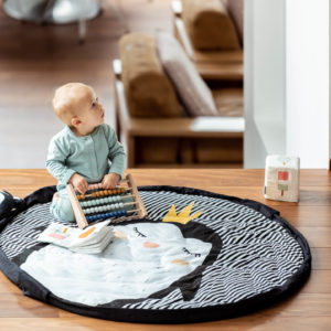 Play&GoSpielzeugsack SpielteppichPinguin Soft (ø120cm) 09