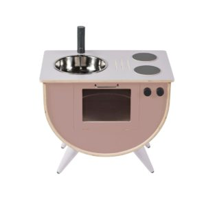 Sebra Spielküche, sunset pink, rosa 01