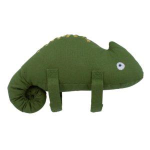 Sebra Spieluhr Carley das Chamäleon, moss green 01