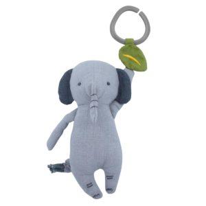Sebra Spieluhr Finley der Elefant, dew grey 01