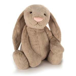 Jellycat Kuscheltier Bashful Beige Bunny 108 cm (really really big)