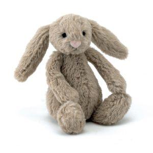 Jellycat Kuscheltier Bashful Beige Bunny 13 cm (tiny)