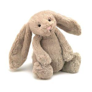 Jellycat Kuscheltier Bashful Beige Bunny 18 cm (small) 01