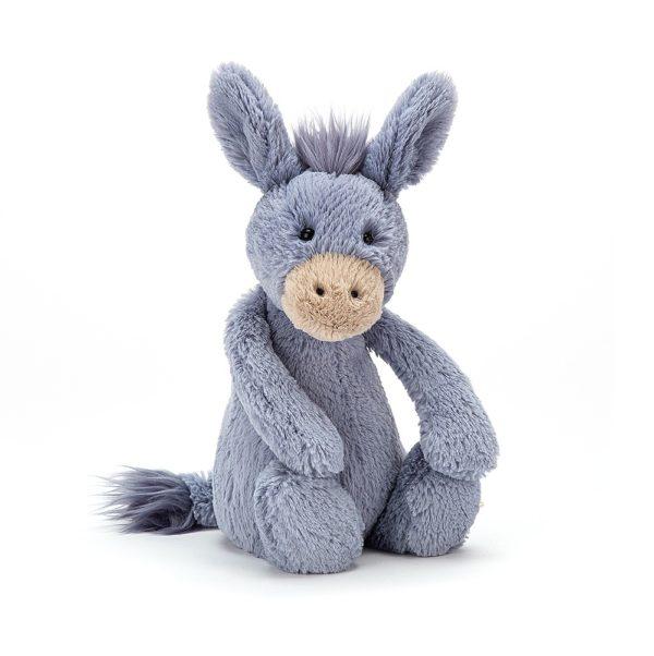 Jellycat Kuscheltier Bashful Donkey 31 cm (medium)