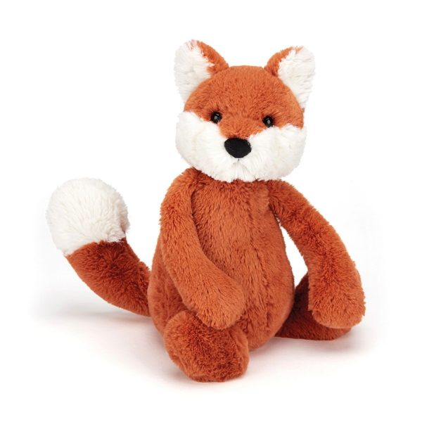 Jellycat Kuscheltier Bashful Fox Club 31 cm (medium) 01
