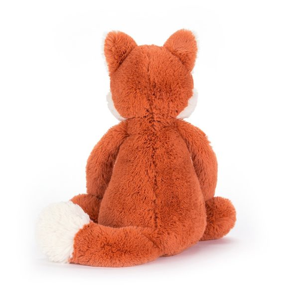 Jellycat Kuscheltier Bashful Fox Club 31 cm (medium) 03