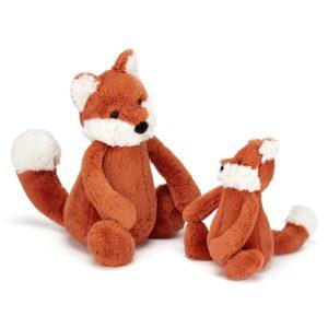 Jellycat Kuscheltier Bashful Fox Club 31 cm (medium) 04