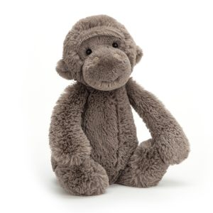 Jellycat Kuscheltier Bashful Gorilla 31 cm (medium) 01