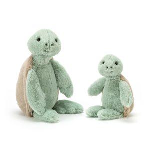 Jellycat Kuscheltier Bashful Turtle 18 und 31 cm