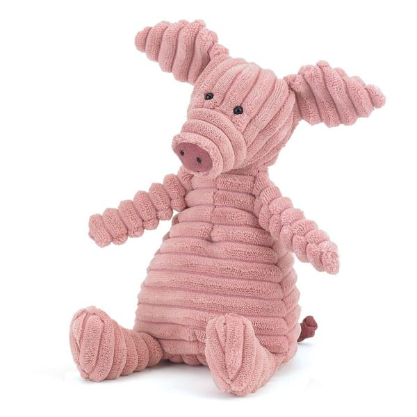 Jellycat Kuscheltier Cordy Roy Pig 26 cm
