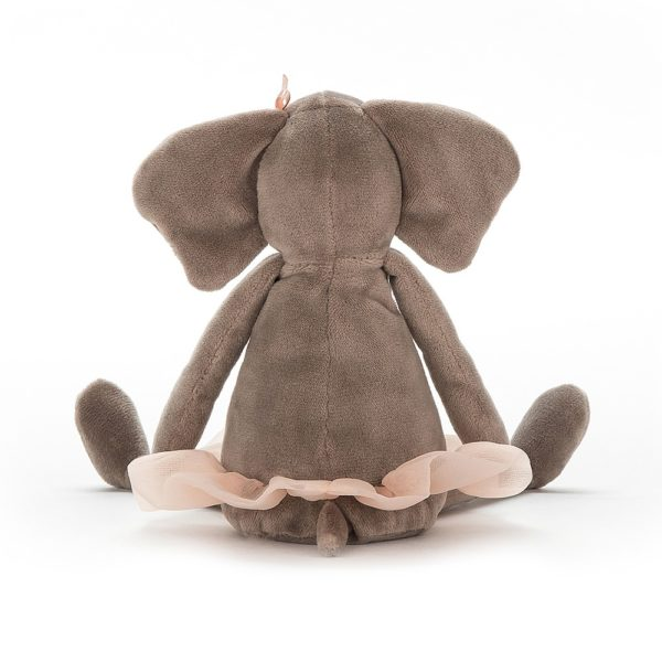Jellycat Kuscheltier Dancing Darcey Elephant 23 cm 03
