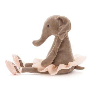 Jellycat Kuscheltier Dancing Darcey Elephant 23 cm 06