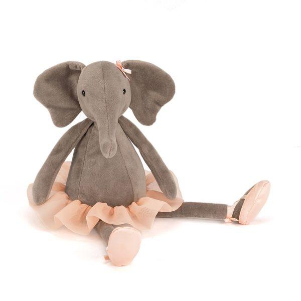 Jellycat Kuscheltier Dancing Darcey Elephant 48 cm