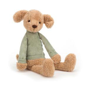 Jellycat Kuscheltier Jumble Puppy, Hund 34 cm 01