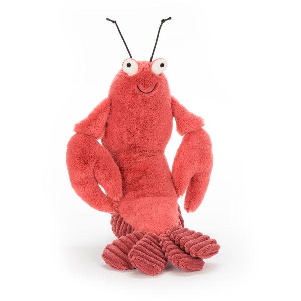 Jellycat Kuscheltier Larry Lobster 27 cm 01
