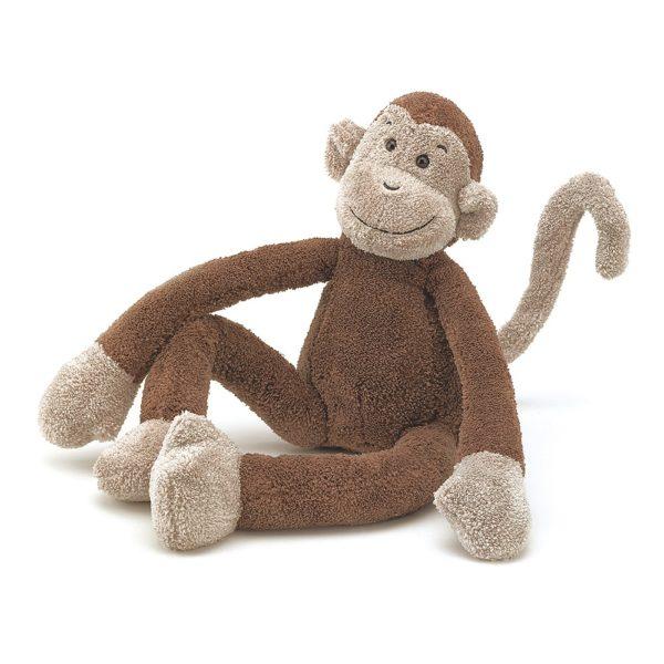 Jellycat Kuscheltier Slackajack Monkey 48 cm 01