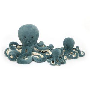 Jellycat Kuscheltier Storm Octopus 3 Größen